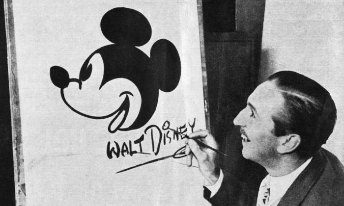 walt-disney-logo-history-700x420 The Disney logo: All there is to know about the Walt Disney brand