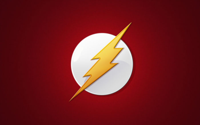 The_Flash_Logo-700x438 Superhero logos:The symbols of the comic book universe