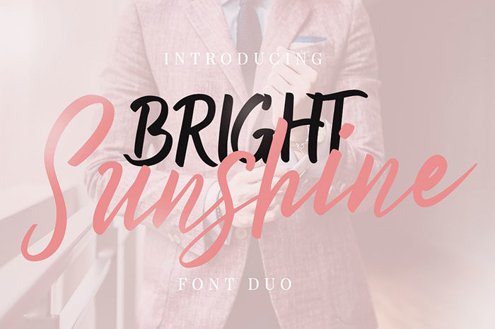 brightsunshine-700x466 Free Cute Fonts to Use in Your Thematic Designs