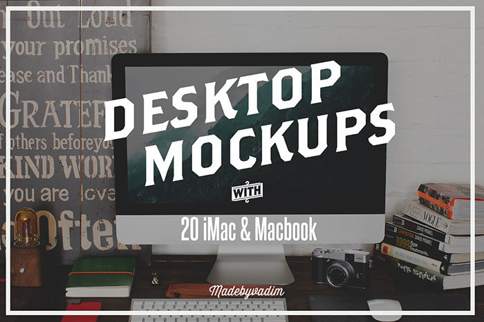 cover--700x466 iMac Mockup Collection: Free and Premium Computer Mockups (PSD)
