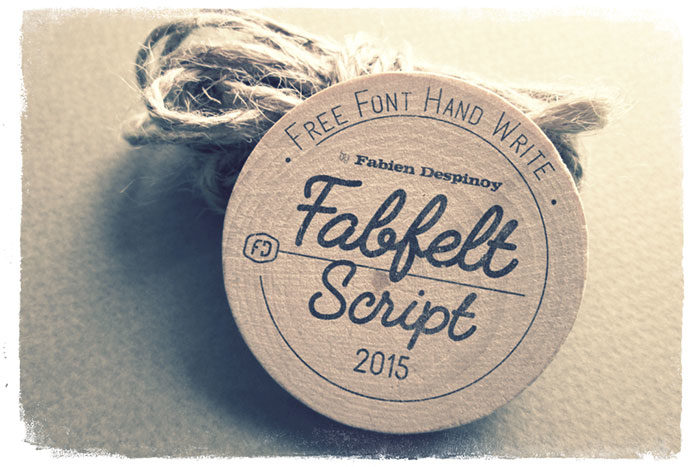 fabfelt-700x467 Free Cute Fonts to Use in Your Thematic Designs
