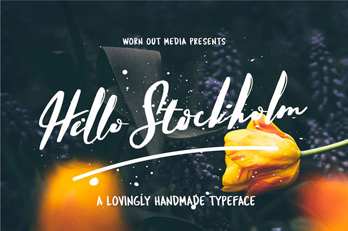hellos-700x466 Free Cute Fonts to Use in Your Thematic Designs