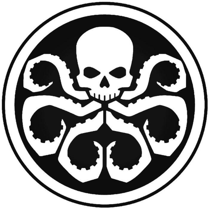 hydra-700x700 Superhero logos:The symbols of the comic book universe