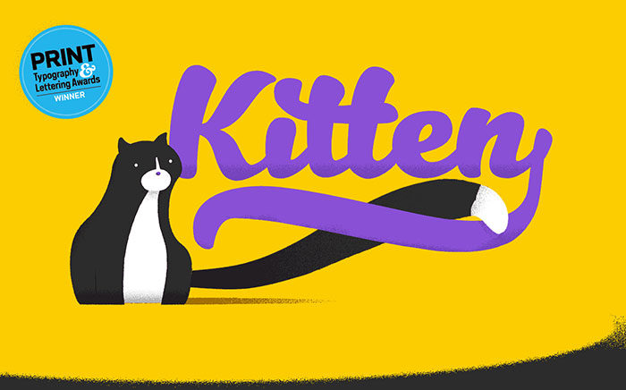 kitten-700x436 Free Cute Fonts to Use in Your Thematic Designs