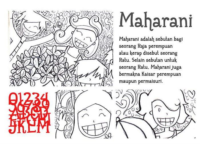maharani-700x504 Free Cute Fonts to Use in Your Thematic Designs