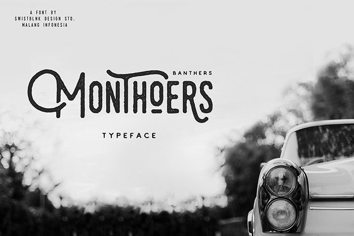 monthors-700x466 Free Cute Fonts to Use in Your Thematic Designs