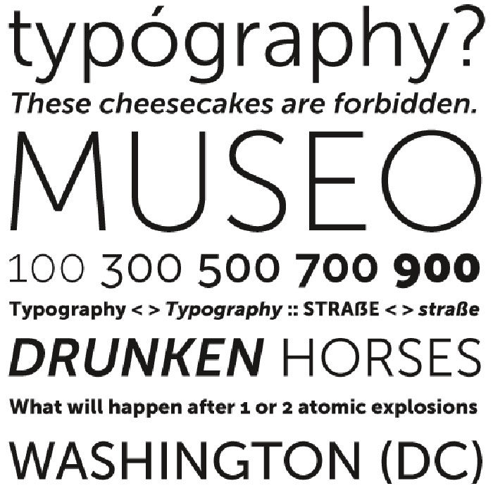 museo-700x700 Free Cute Fonts to Use in Your Thematic Designs