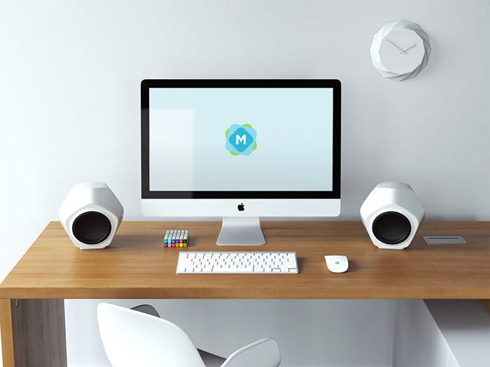 retna-700x525 iMac Mockup Collection: Free and Premium Computer Mockups (PSD)