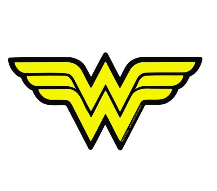 wonder-woman-700x617 Superhero logos:The symbols of the comic book universe