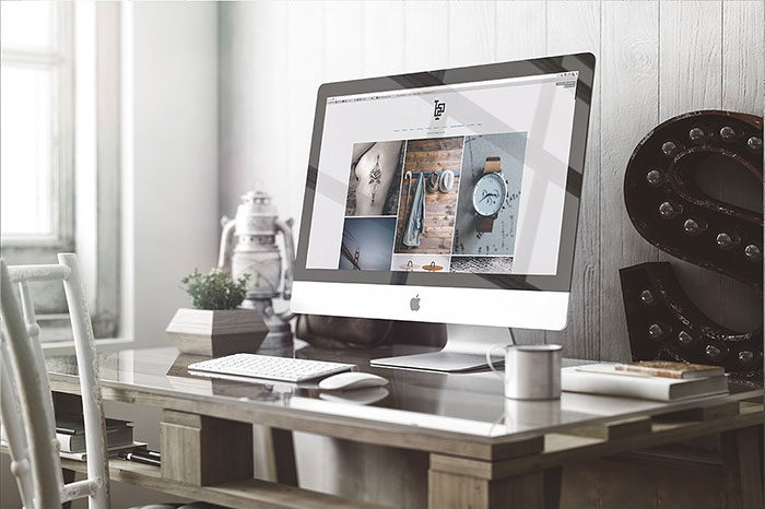 workspace1-700x466 iMac Mockup Collection: Free and Premium Computer Mockups (PSD)