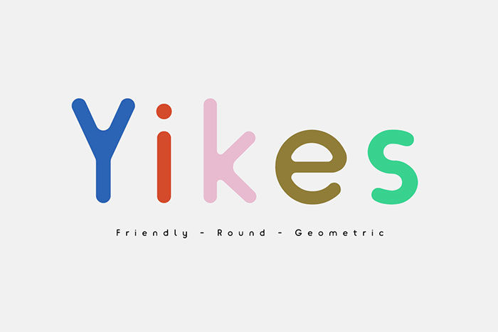 yikes-700x467 Free Cute Fonts to Use in Your Thematic Designs