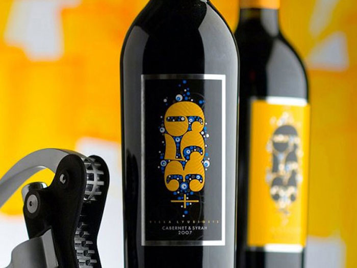 359 Wine logo design: How to create stylish wine logos
