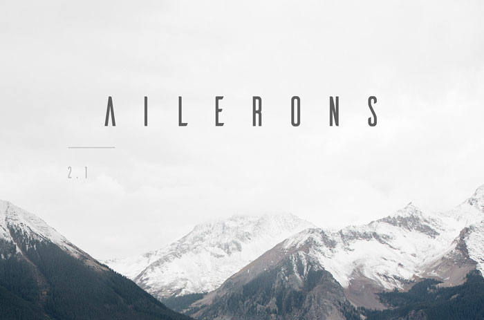 Ailrenos Download these futuristic fonts and create awesome typography designs