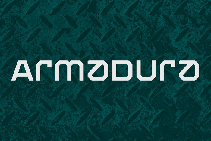 Armadura Download these futuristic fonts and create awesome typography designs