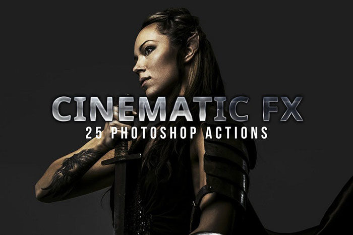 Cinematic-Photoshop-Actions-700x466 Photoshop actions for portraits that you can download now
