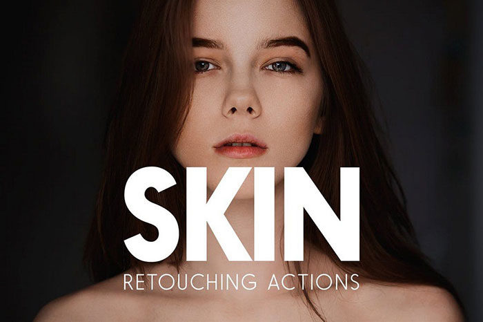 Skin-Retouching-Actions-700x466 Photoshop actions for portraits that you can download now