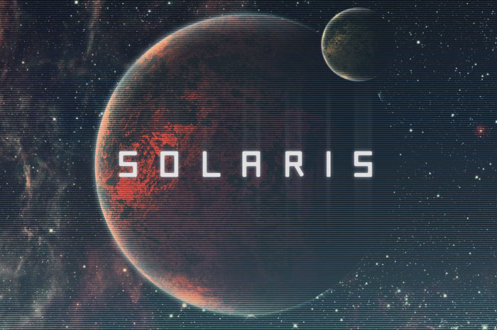 Solaris Download these futuristic fonts and create awesome typography designs