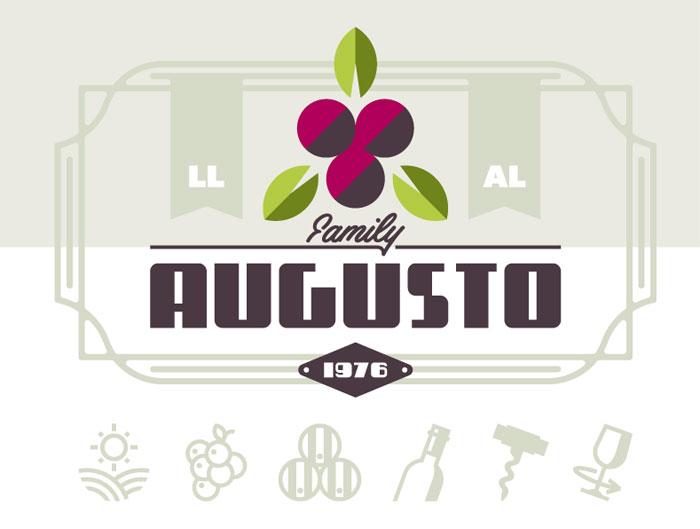 Style Wine logo design: How to create stylish wine logos