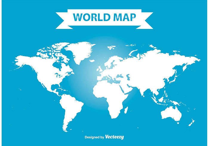 Vector-World-Map2-700x490 World map vector graphics you can download with a few clicks