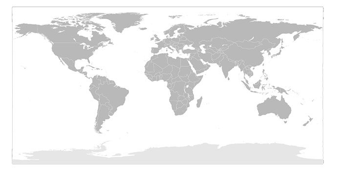 Wikipedia-Equirectangular-World-Map-700x355 World map vector graphics you can download with a few clicks