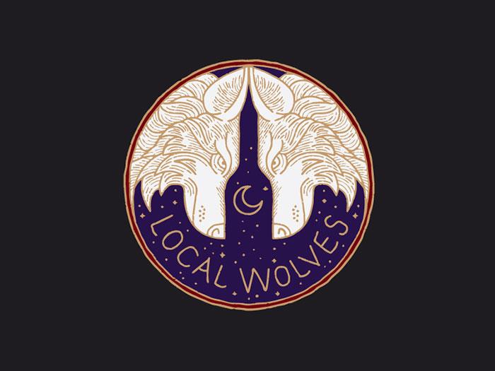local_wolves_logo Wine logo design: How to create stylish wine logos