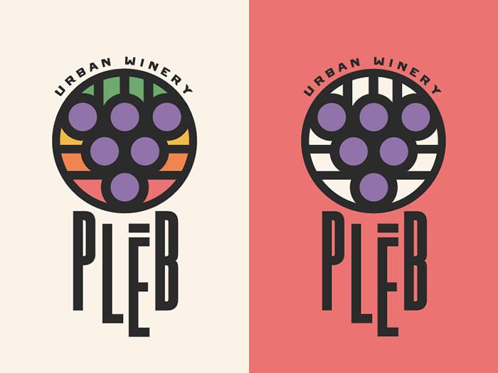 pleb_drib_low-01 Wine logo design: How to create stylish wine logos