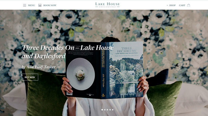 Hotel website design: tips and examples of how to design