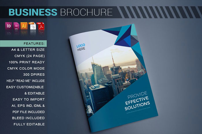 Artico-Corporate-brochure Great looking corporate brochure templates to check out