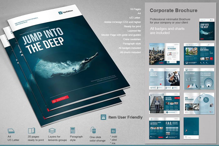 Corporate-brochure-2 Great looking corporate brochure templates to check out