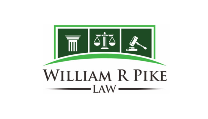 William-R-pike How to design law firm logos: 22 lawyer logo designs
