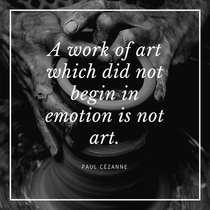 a-work-700x700 Inspirational art quotes from artists and famous people