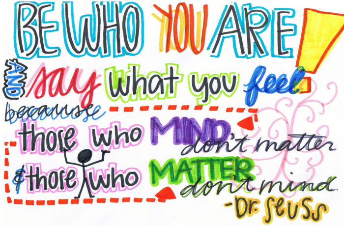 bewhouare-700x460 Inspirational art quotes from artists and famous people