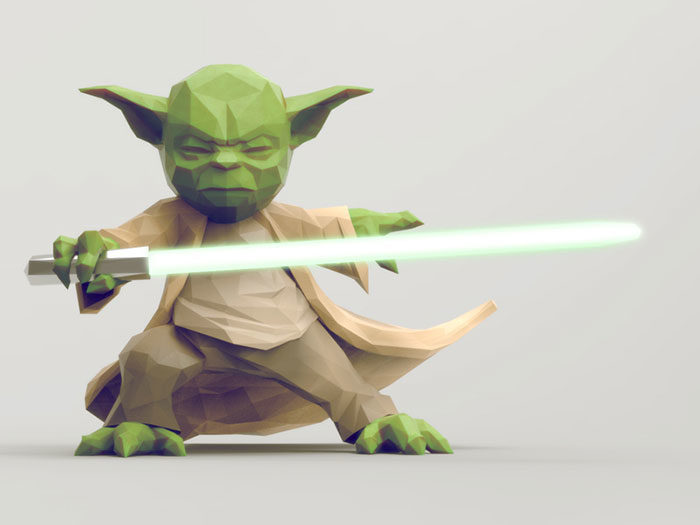 chracter-700x525 Low poly art: What you need to know about it (plus cool examples)