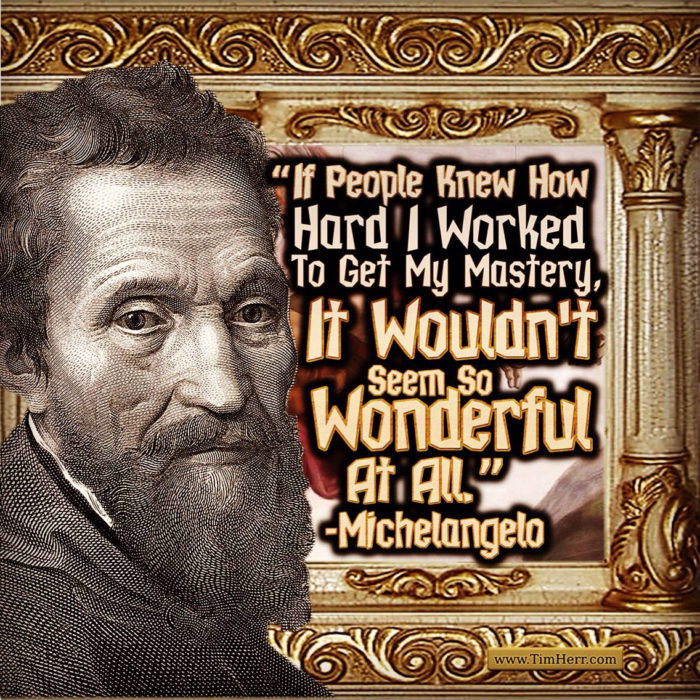 michalingo-700x700 Inspirational art quotes from artists and famous people
