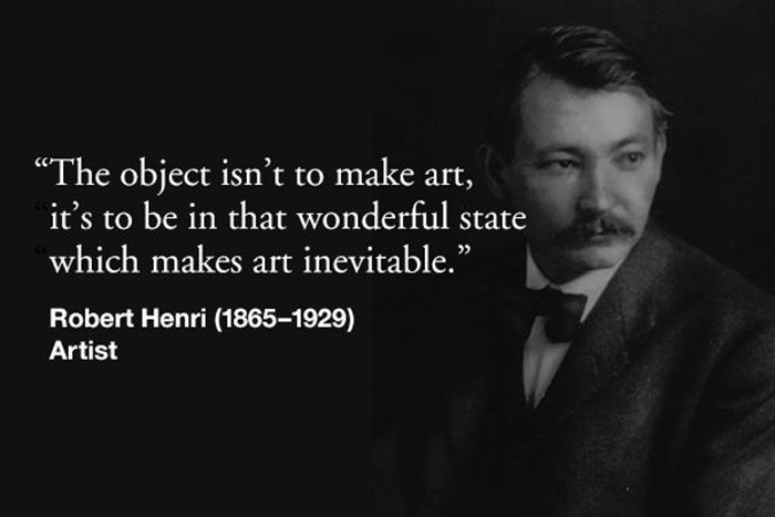 object-700x467 Inspirational art quotes from artists and famous people