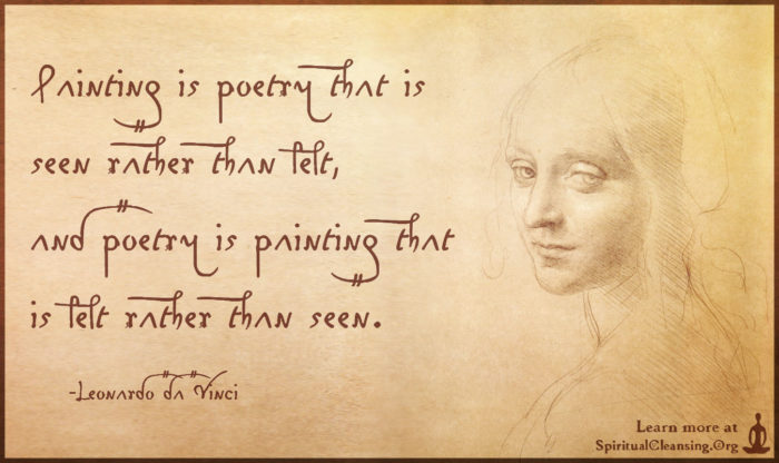paintingispoetry-700x416 Inspirational art quotes from artists and famous people