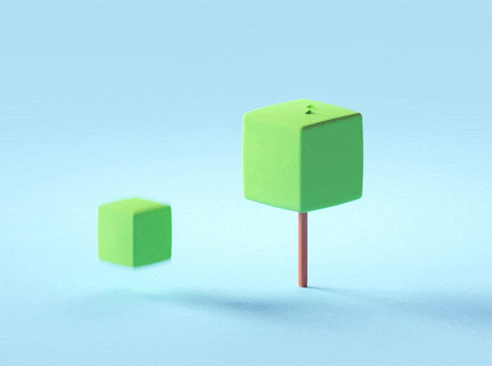 shapes_tree-700x521 Low poly art: What you need to know about it (plus cool examples)