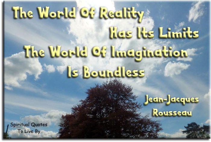 theworld-700x471 Inspirational art quotes from artists and famous people
