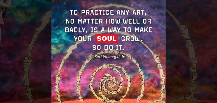 topractice-700x331 Inspirational art quotes from artists and famous people