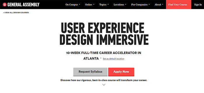 general-700x319 UX design certification: The best programs where you can get one