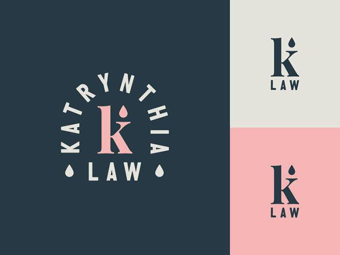 klaw_logos_dribbble_2x-700x525 How to design law firm logos: 22 lawyer logo designs