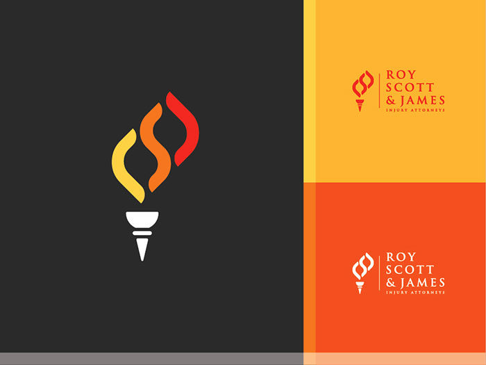 royscottjames-700x525 How to design law firm logos: 22 lawyer logo designs