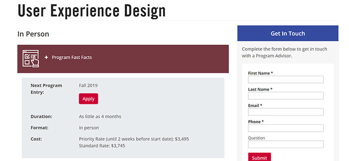 smu-700x324 UX design certification: The best programs where you can get one
