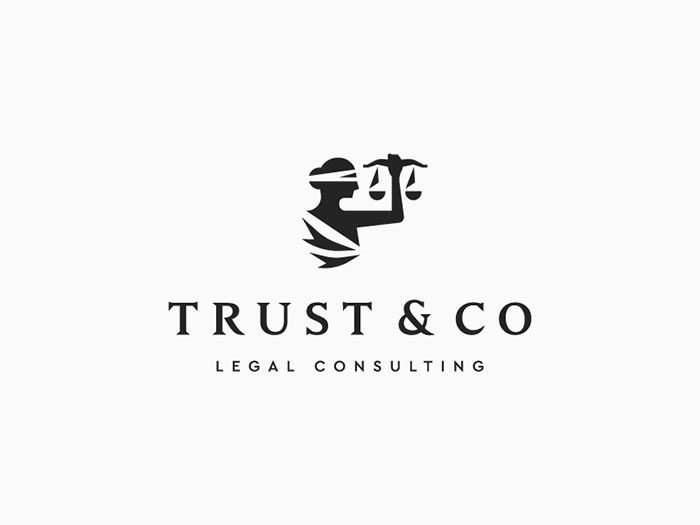 trust___co-01-01-700x525 How to design law firm logos: 22 lawyer logo designs