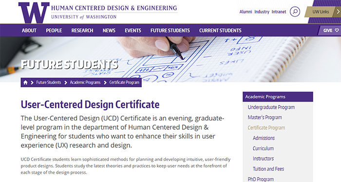 w-700x373 UX design certification: The best programs where you can get one