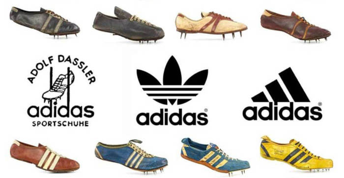 history-700x362 The Adidas logo: What makes it so special