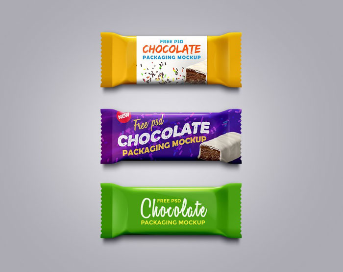 Chocolate-packaging Get the best packaging mockup for your product: Free and premium options