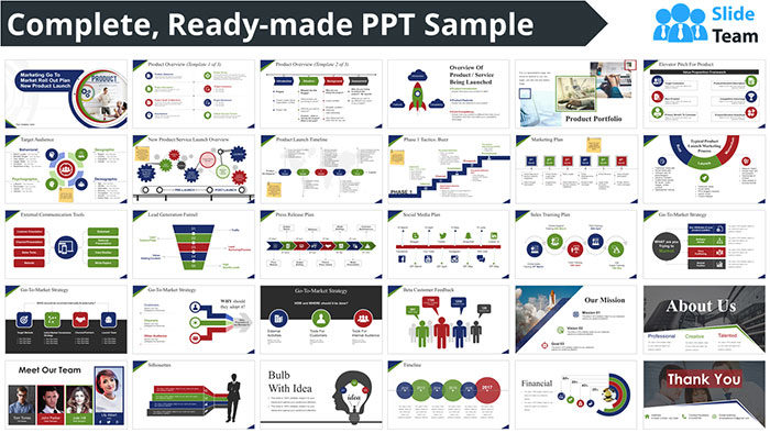 Complete-Deck-Sample-700x394 SlideTeam.net Review: World's Largest PowerPoint Templates Provider & A Premier Research and Design Agency