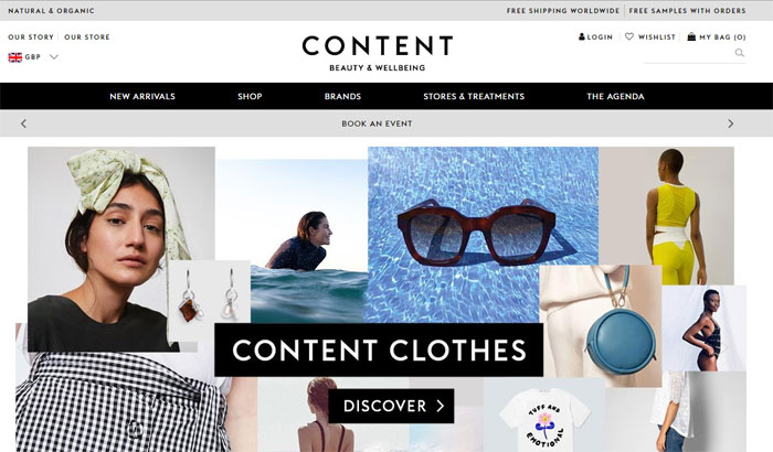 Content The best beauty websites you can find online (29 Examples)
