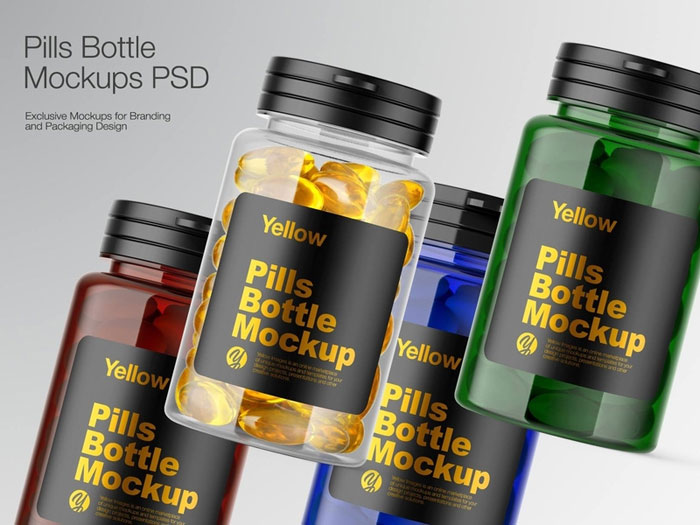 Intor Get the best packaging mockup for your product: Free and premium options